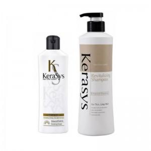 Оздоравливающий шампунь для волос KeraSys Revitalizing Shampoo 180мл/400мл