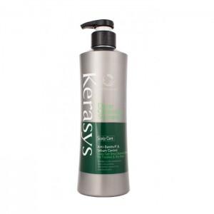 Шампунь для глубокого очищения кожи KeraSys Hair Clinic System Scalp Care Deep Cleansing Shampoo 180/400 мл