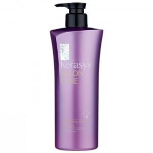 Шампунь для выпрямления волос KeraSys Salon Care Straightening Ampoule Shampoo 470 мл