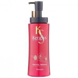 Шампунь с восточными травами KeraSys Hair Clinic System Oriental Premium Shampoo 200/470 мл