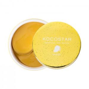 Гидрогелевые патчи для глаз с манго KOCOSTAR Tropical Eye Patch Mango - 30 пар