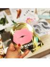 """Гидрогелевый патч для губ """"Персик"""" KOCOSTAR Pink Lip Mask - 1 шт"""