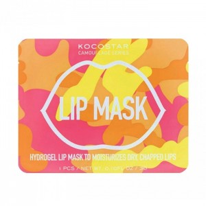 Гидрогелевый патч для губ KOCOSTAR Camouflage Hydrogel Lip Mask - 1 шт