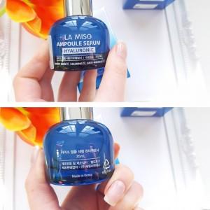 Ампульная сыворотка с гиалуроновой кислотой LA MISO Ampoule Serum Hyaluronic - 35 мл