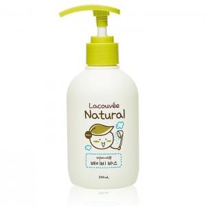 Детская пена для купания LACOUVEE Natural Baby Bath - 200 мл