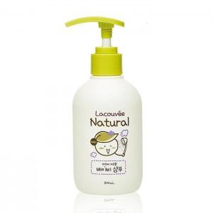 Детский шампунь для волос LACOUVEE Natural Baby Shampoo - 200 мл