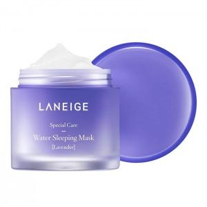 Ночная маска для глубокого увлажнения кожи LANEIGE Water Sleeping Mask Lavender - 70 мл