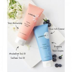 Увлажняющая кремовая пенка для умывания LANEIGE Moist Cream Cleanser 150 мл