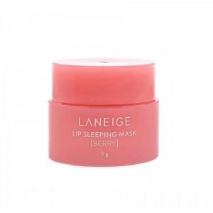 Миниатюра ночной маски для губ с ягодами LANEIGE Lip Sleeping Mask Berry 3 гр