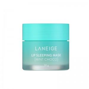 Ночная маска для губ с мятным шоколадом LANEIGE Lip Sleeping Mask Mint Choco 20 мл