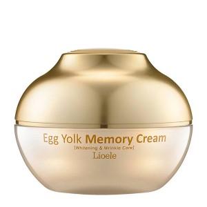 Питательный крем с антивозрастным эффектом LIOELE Egg Yolk Cream - 50 гр