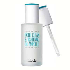 Сыворотка для очищения и сужения пор LIOELE Pore Clean and Tightening Dr. Ampoule Pore Control - 35 гр