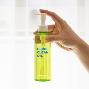 Гидрофильное масло на основе комплекса трав MANYO Herb Green Cleansing Oil 200 мл