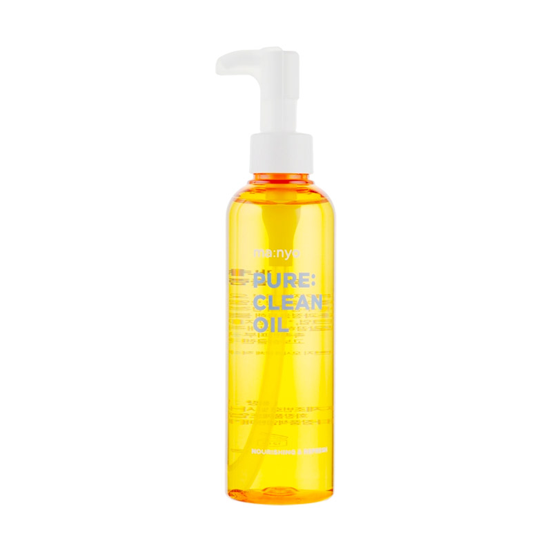 Гидрофильное масло для глубокого очищения кожи MANYO Pure Cleansing Oil 200 мл