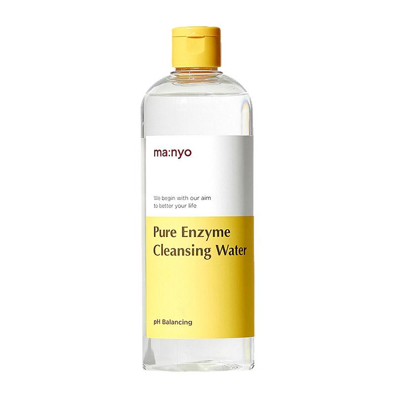 Энзимная очищающая вода для снятия макияжа MANYO Pure Enzyme Cleansing Water 400 мл
