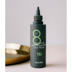 Восстанавливающая маска для ослабленных волос MASIL 8 Seconds Salon Super Mild Hair Mask 200 мл