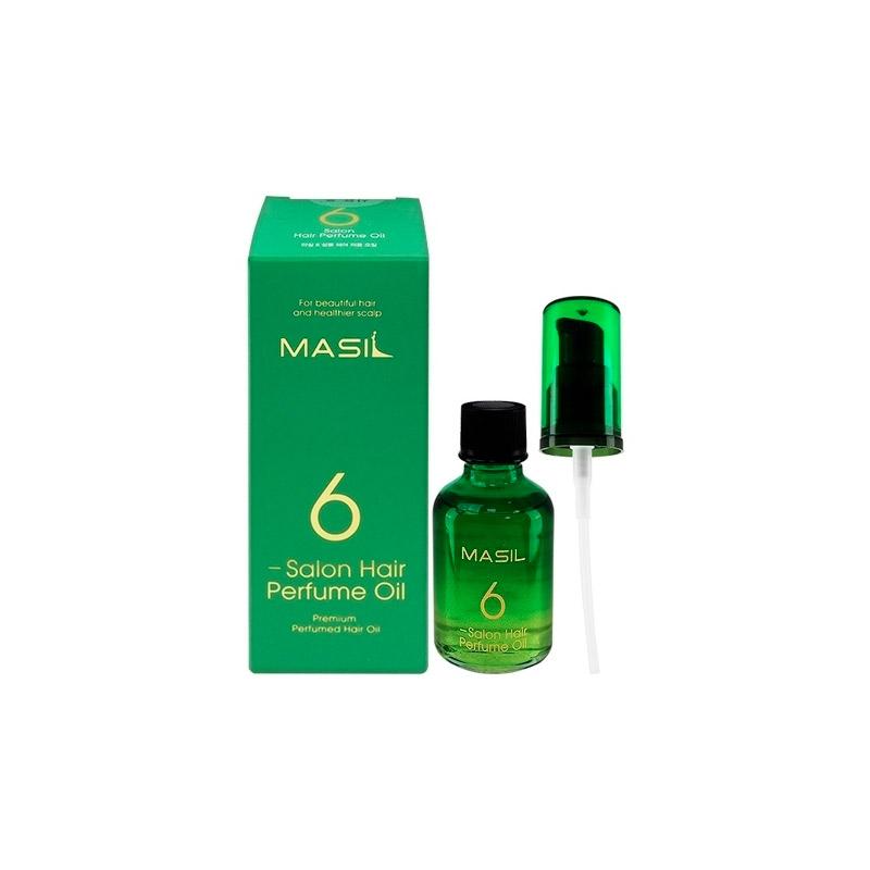 Парфюмированное масло для волос MASIL 6 Salon Hair Perfume Oil 50 мл