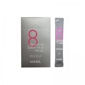 Миниатюра маски для восстановления волос MASIL 8 Seconds Salon Hair Mask 8 мл