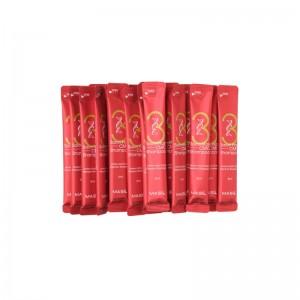 Миниатюра шампуня с керамидами MASIL 3 Salon Hair CMC Shampoo 8 мл