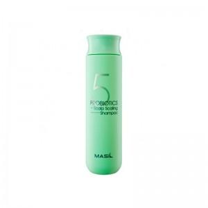 Шампунь с яблочным уксусом MASIL 5 Probiotics Apple Vinegar Shampoo 300ml