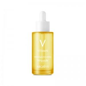 Сыворотка с витамином C MEDI FLOWER Aronyx Vitamin Ampoule 50 мл
