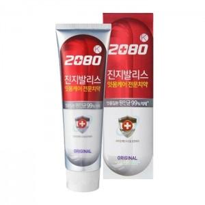Антибактериальная зубная паста Dental Clinic 2080 K Gingivalis Original - 120 гр