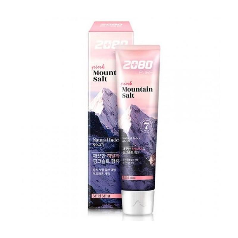 Зубная паста с гималайской солью Dental Clinic 2080 Pink Mountain Salt Toothpaste - 120 гр