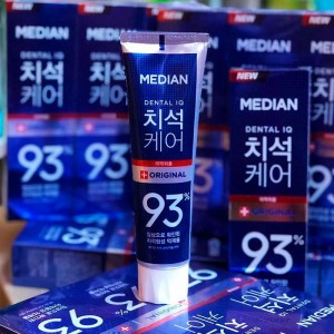 Зубная паста для всей семьи MEDIAN Toothpaste Dental IQ 93% Original - 120 мл