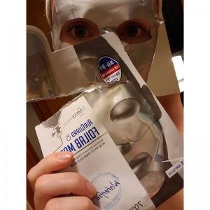 Маска для лица MEDIHEAL AirGuard Foilab Mask Waterful 17 мл