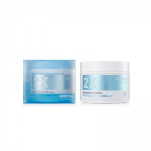 Увлажняющий крем для лица MEDIPAM Green Plus 2x Cream Moisture Hyaluron 100 мл