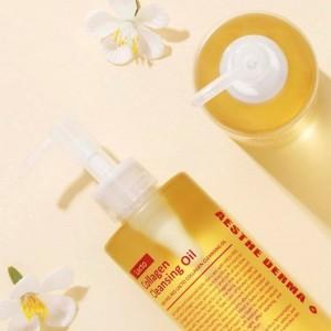 Гидрофильное масло с лактобактериями MEDI-PEEL Red Lacto Collagen Cleansing Oil 200 мл