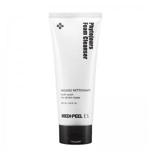 Пенка для проблемной и чувствительной кожи с пептидами MEDI-PEEL Phytojours Foam Cleanser 200 мл