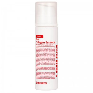 Кислородная эссенция с лактобактериями MEDI-PEEL Red Lacto First Collagen Essence 140 мл