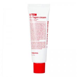 Укрепляющий крем с коллагеном и лактобактериями MEDI-PEEL Red Lacto Collagen Cream 50 мл