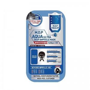 Увлажняющая тканевая маска для упругости кожи MEDI-PEEL Aqua Ultra Deep Ampoule Mask 25мл