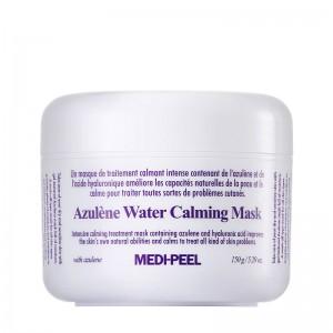 Успокаивающая маска с азуленом MEDI-PEEL Azulene Water Calming Mask 150гр