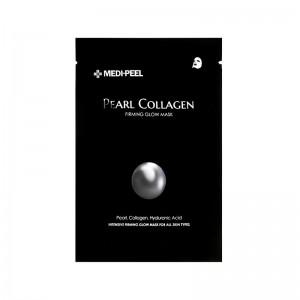 Разглаживающая тканевая маска с жемчугом и коллагеном MEDI-PEEL Pearl Collagen Mask 25 мл
