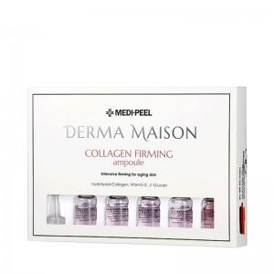 Концентрированные ампулы с коллагеном MEDI-PEEL Derma Maison Collagen Firming Ampoule 5мл*10 шт