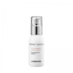 Антиоксидантная сыворотка с токоферолом MEDI-PEEL Derma Maison Time Wrinkle Perfect Serum 50мл
