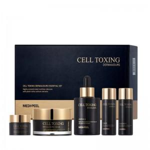 Набор для лица со стволовыми клетками MEDI-PEEL Cell Toxing Dermajours Essential Set