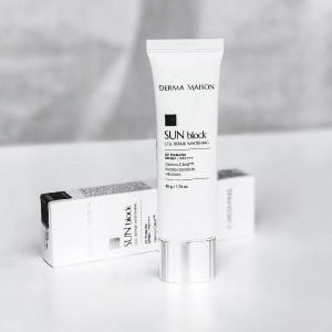 Солнцезащитный крем Medi-Peel Derma Maison Sun Blok Cell Repair Whitening SPF50+PA++++ 50мл