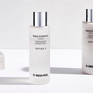 Пептидный тонер-эссенция для зрелой кожи MEDI-PEEL Peptide 9 Aqua Essence Toner 250 мл