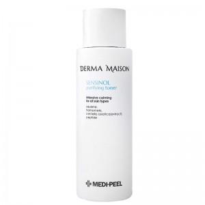 Успокаивающий тонер с азуленом MEDI-PEEL Derma Maison Sensinol Purifying Toner 250мл