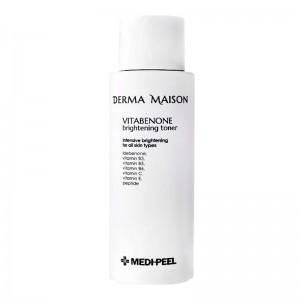 Витаминный тонер для выравнивания тона кожи MEDI-PEEL Derma Maison Vitabenone Brightening Toner 250мл