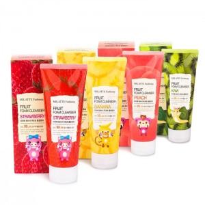 Пенка для умывания MILATTE Fashiony Fruit Foam Cleanser - 150 мл