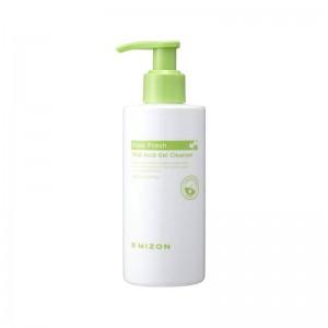 Очищающий гель для чувствительной кожи MIZON Pore Fresh Mild Acid Gel Cleanser 200 мл