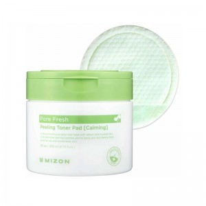 Пилинг-пэды для лица MIZON Pore Fresh Peeling Toner Pad Calming 30 шт