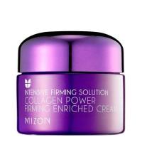 Укрепляющий питательный крем для лица MIZON Collagen Power Firming Enriched Cream - 50 мл