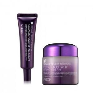 Коллагеновый увлажняющий крем для лица MIZON Collagen Power Lifting Cream  - 35/75 мл