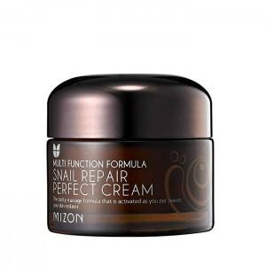 Восстанавливающий крем с муцином улитки MIZON Snail Repair Perfect Cream - 50 мл